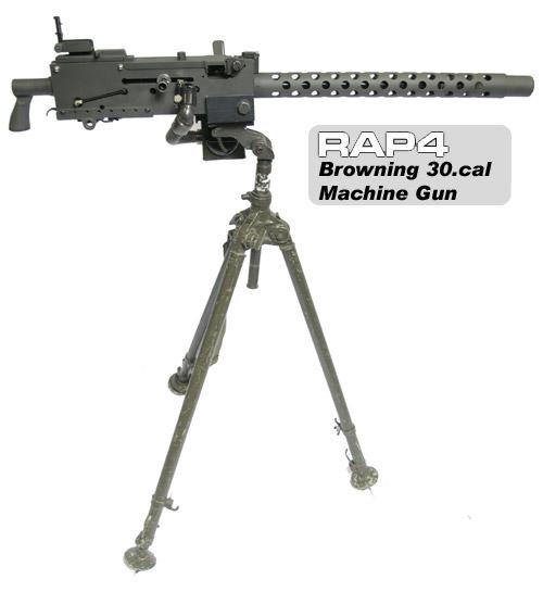 browning 30 cal machine gun