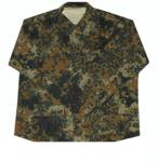 German Flecktarn BDU