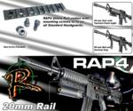 20mm Rail (with Mounting Screws)
