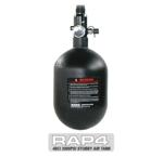48ci 3000psi Stubby Compressed Air Tank (Empty)