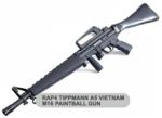 VietNam M16 Paintball Gun Package with Tippmann® A-5®