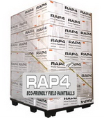 RAP4 Eco Friendly Field Paintball (100 Boxes of 2000) (FREE Ship