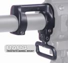 RAP4 Frostbite Sniper Barrel Mount / Rail