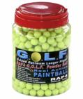 RAP4 GOLF Paintball (Powder Version) Bottle of 500