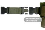 6 Inch Harness / Belt Extension (Tan)