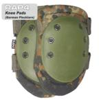 Knee Pads (German Flecktarn)