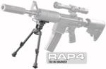 Spyder M4 Carbine RIS Bipod with 45 Degree Swivel