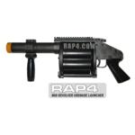 M68 Revolver Grenade Launcher Package