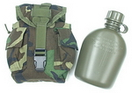 Canteen Pouch for M.O.D. Tactical Vest (ACU)
