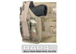 MOLLE SWAT Tactical Cross Draw Holster (Left - Small) Eight Colo