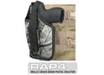 MOLLE SWAT Tactical Cross Draw Holster (Left - Small) Realtree