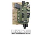 MOLLE Ranger Tactical Cross Draw Holster (Right - Big) Tiger Str
