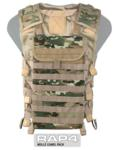 MOLLE Camel Pack (Eight Color Desert Camo)