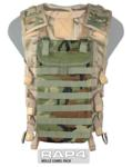 MOLLE Camel Pack (Woodland)