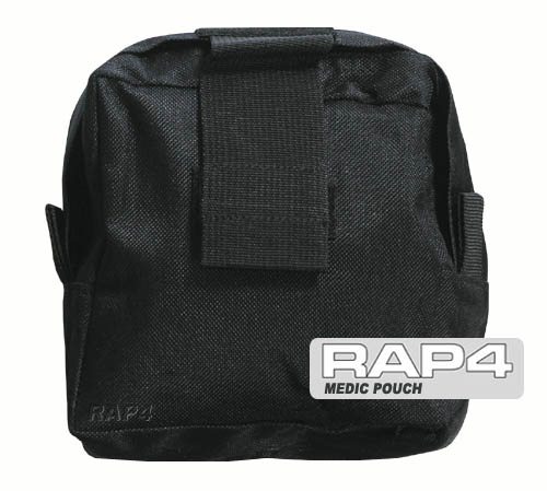 Medic Pouch (Black Color)