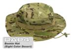 Military Boonie Hat (Eight Color Desert Camo) (Large)