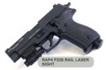 P226 Paintball Pistol Laser Sight
