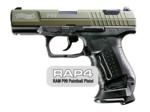 RAM P99 Paintball Pistol (Green)
