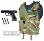 RAM P99 Vest Combo Package with Marker