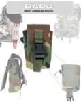 Paint Grenade Pouch (Olive Drab)