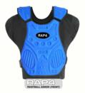 Paintball Armor / Chest Protector (Blue)