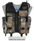Paintball Vest (Realtree) - Regular size