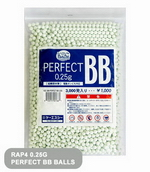 .25g Perfect Air Soft BBs (Bag of 3000)