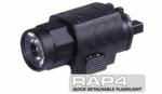 RAP4 Combat Paintball Pistol Super Bright Quick Detachable Flash