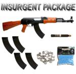 Insurgent Package with Marker