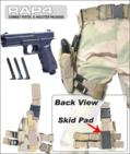 RAP4 Combat Pistol Holster and Magazine Package