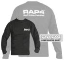 RAP4 Long Sleeve Shirt (Small)