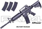RAP4 XPower Military Package