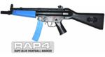 RAP5 Blue LE Paintball Gun