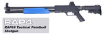 RAP68 Tactical Paintball Shotgun Blue