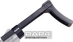 BT Paintball Gun Retractable Buttstock