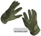 SOF Tactical Gloves (Full Finger - Olive Drab) Medium