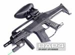 SP8 Paintball Gun Night Ops Kit with Marker
