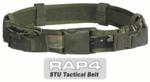 STU Tactical Web Belt (Tiger Stripe)