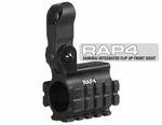 Spyder MR1 Samurai Integrated Flip Up Front Sight