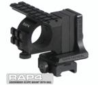 Sidewinder II Scope Mount with Rail