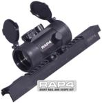 US Army Project Salvo Sight Rail and Scope Kit