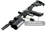 Spyder Grenade Launcher Package