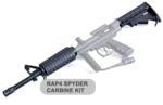 Spyder M4 Carbine Buttstock - Barrel Kit (Marker NOT included)