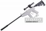 Spyder MR3 Sidewinder Sniper Paintball Gun Kit