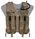 Strikeforce Paintball Vest (Eight Color Desert Camo) - Regular S