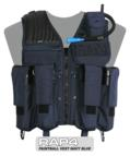 Strikeforce Paintball Vest (Navy Blue)