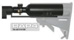 T68 Paintball Gun 3000psi Refillable Compressed Air Tank & Butts