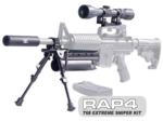 T68 Extreme Sniper Paintball Gun Kit (Marker NOT included)