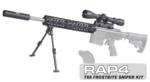 T68 Frostbite Sniper Paintball Gun Kit (Marker NOT included)