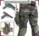 T68 Paintball Pistol Leg Holster Package with Marker